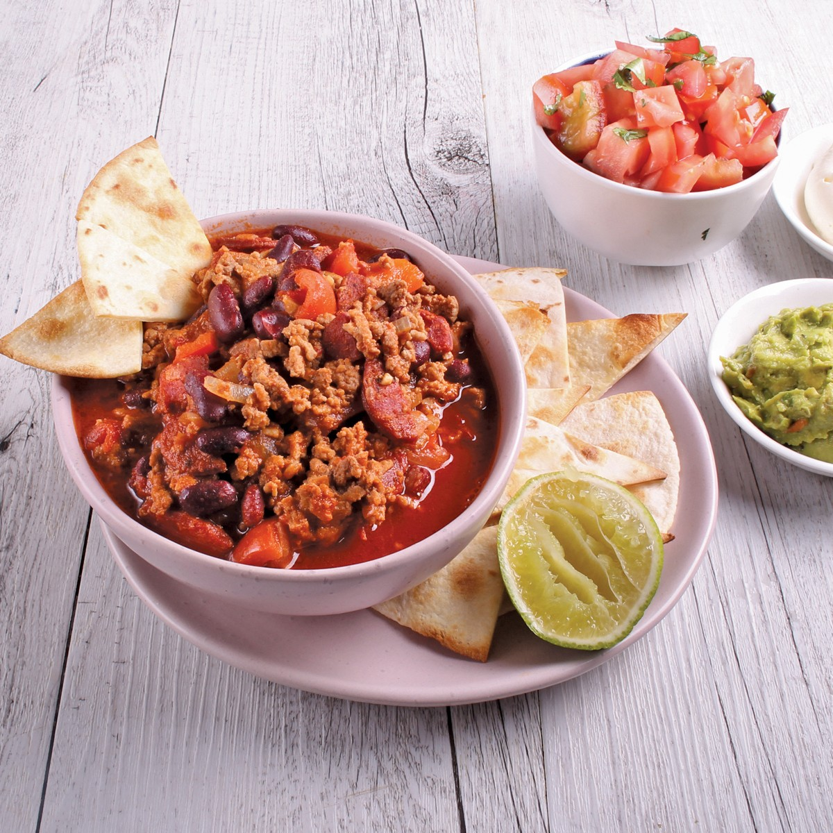 Pork Chili Con Carne