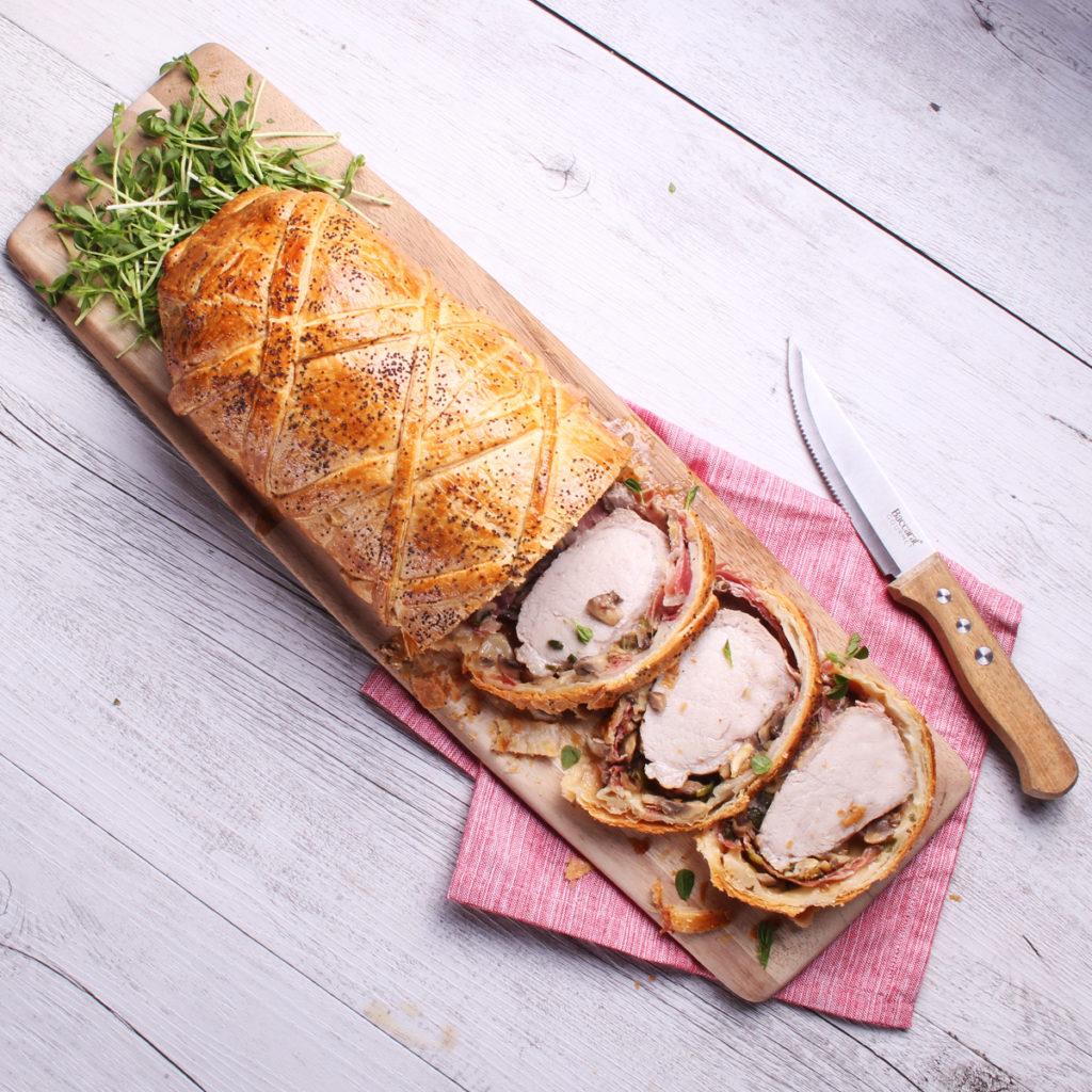 Pork Wellington - Pork Loin