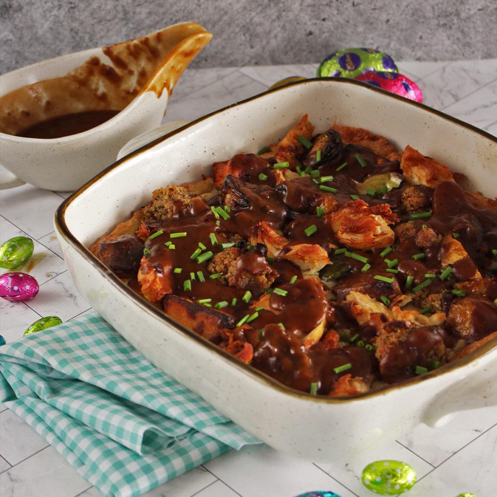Roast Pork Yorkshire Pudding - Leg Roast