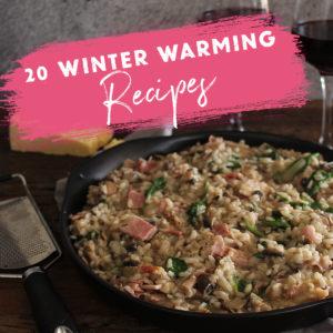 20 Winter Warmers